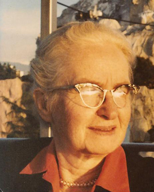 Fern Eleanor (Cook) Lynn
